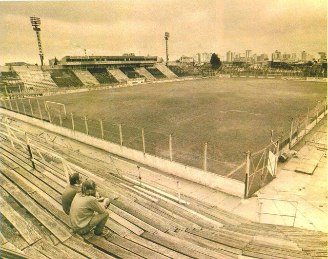 Estadio de Guido y Sarmiento 1980