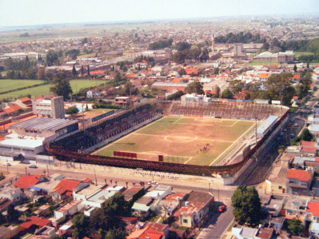 Estadio de Guido y Sarmiento