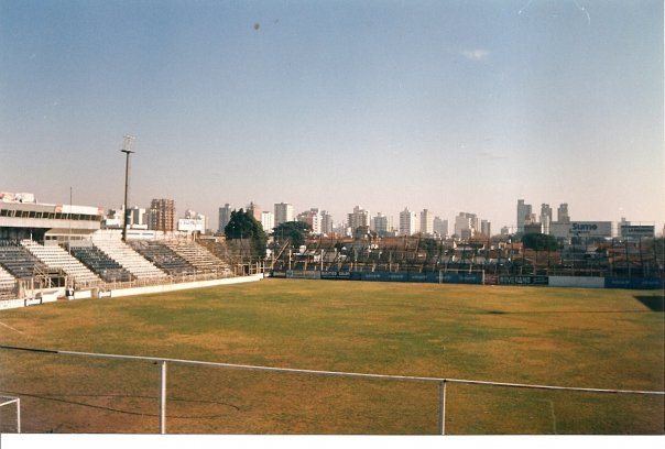 Estadio de Guido y Sarmiento 1990