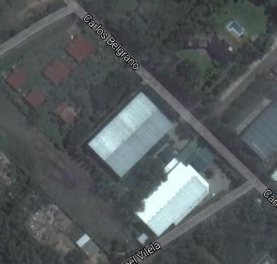 Microestadio de Villa la Ñata google map