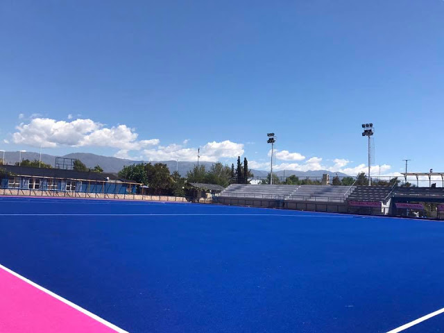 Estadio Provincial Hockey Mendoza