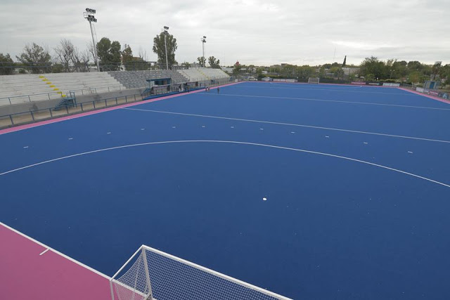 Estadio Provincial Godoy Cruz Hockey