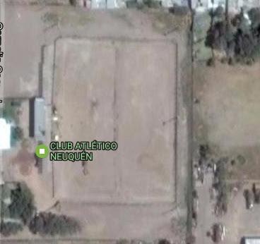 cancha de Atlético Neuquén google map
