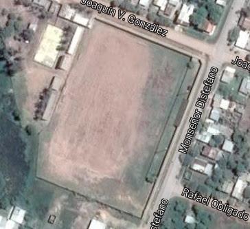 cancha de Belgrano de Saenz Peña google map