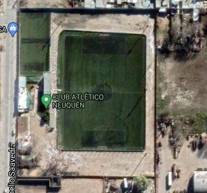 Atlético Neuquén google maps