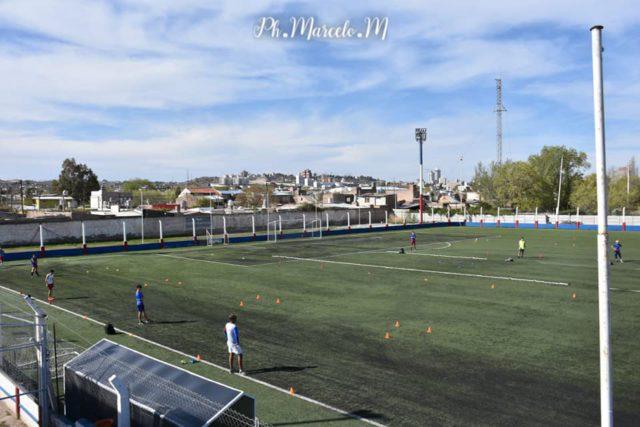 estadio de Atlético Neuquén