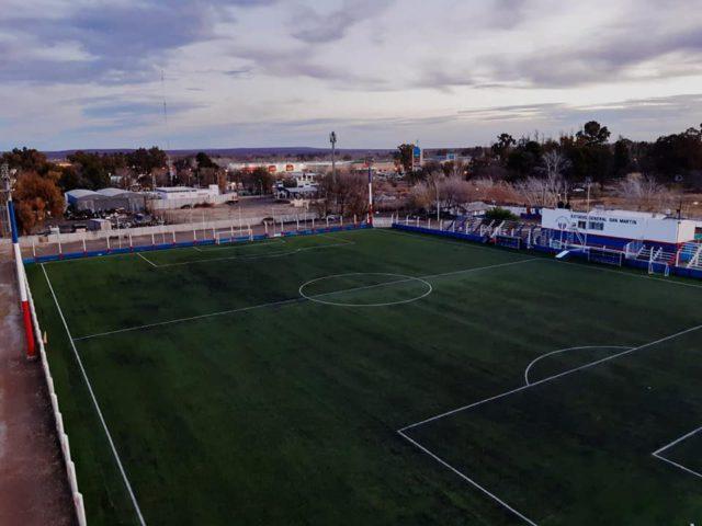 estadio Atlético Neuquén
