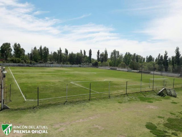 Estadio La Bodega Rincón del Atuel