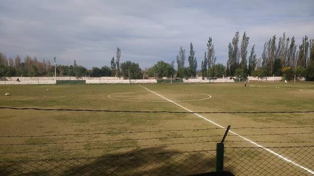 Estadio Rincón del Atuel tribuna3