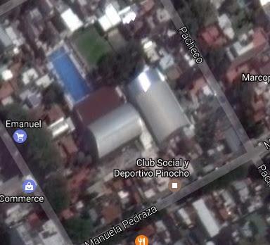 Estadio de Pinocho de Villa Urquiza google map
