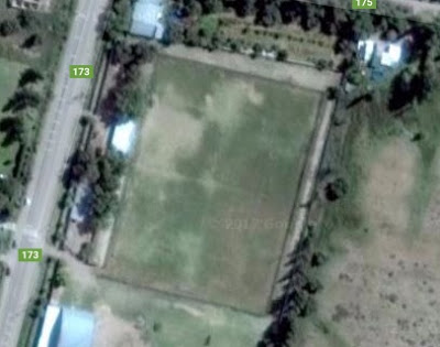 Rincón del Atuel google map