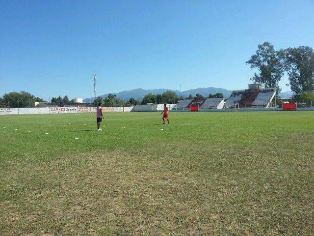 cancha de Sportivo El Carril5