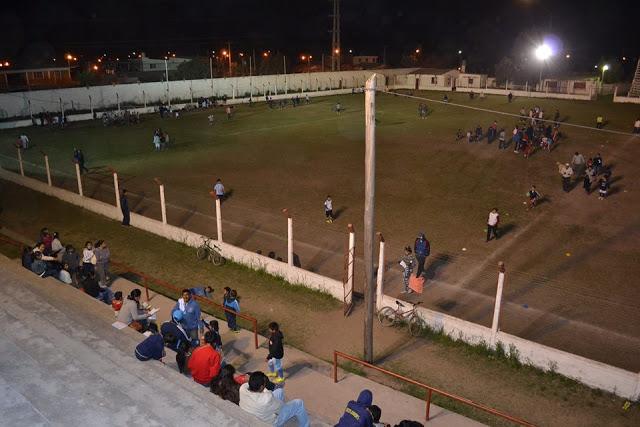 cancha de Sportivo El Carril2