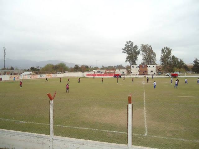 cancha de Sportivo El Carril1