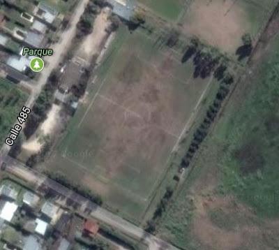 cancha de ADIP de La Plata google map