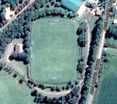 cancha de Atlético Carcaraña google map
