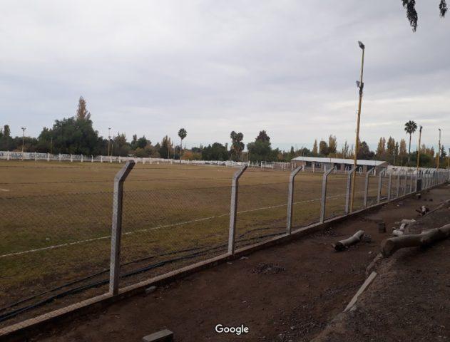 cancha Defensores Boca de Los Berros