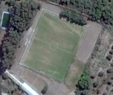cancha de Defensores de Boca de Los Berros google map
