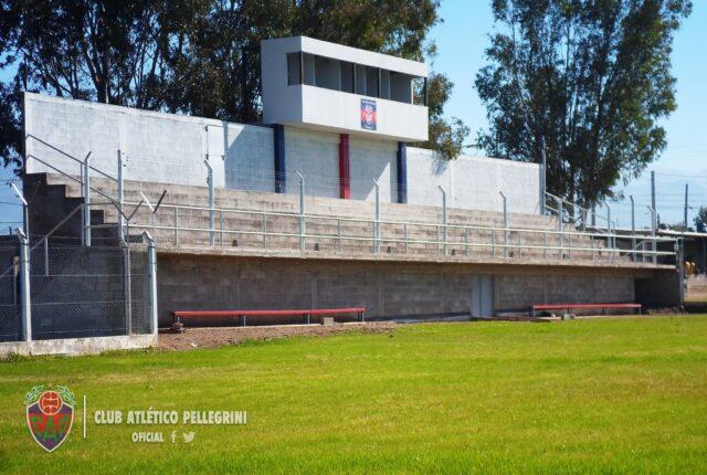Cancha Atlético Pellegrini Salta tribuna