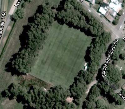cancha de General Rojo UD google map
