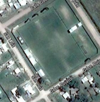 cancha de Juventud de Venado Tuerto google map