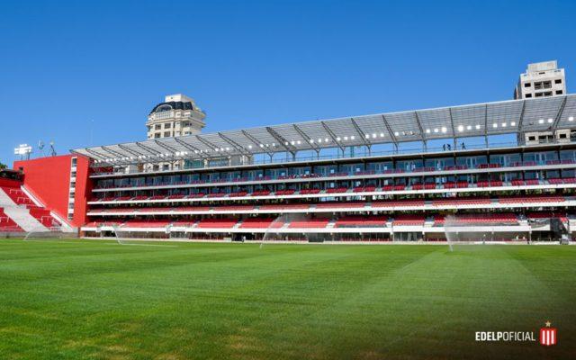 Estudiantes La Plata estadio nuevo