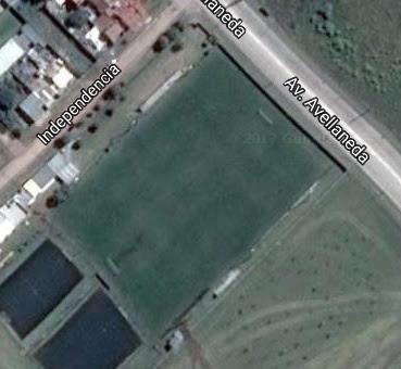 cancha de Embajadores de Olavarría google map