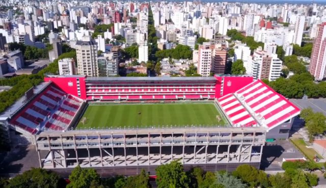estadio Estudiantes La Plata