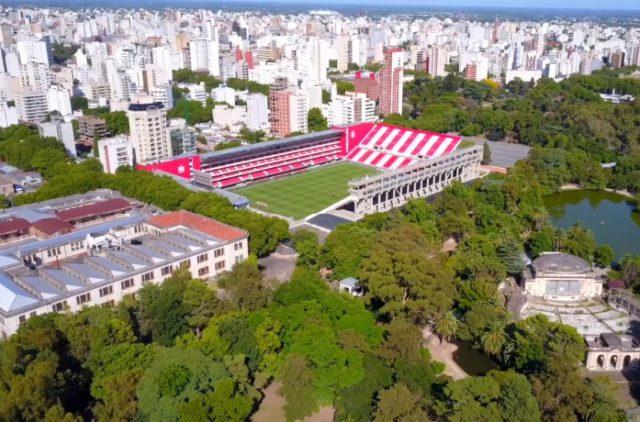 estadio Uno La Plata