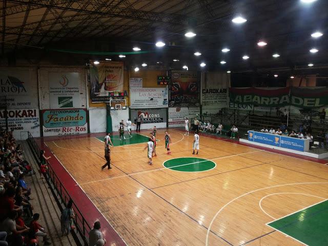 Estadio cubierto de Facundo de La Rioja4