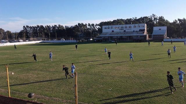 cancha de Sportivo Olimpo de Tres Arroyos1