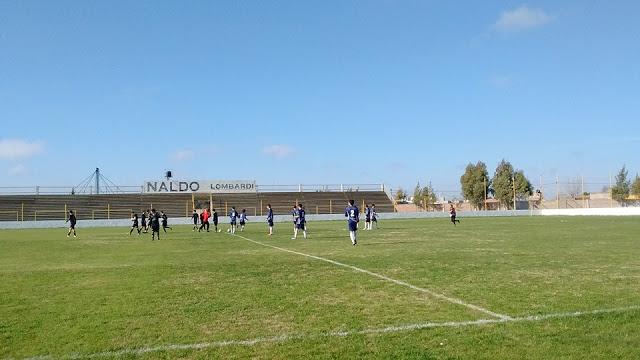 cancha de Sportivo Olimpo de Tres Arroyos3