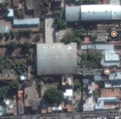 Red Star Catamarca google map