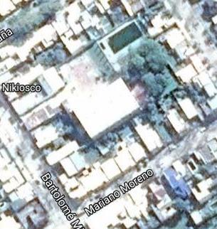 Estadio Cubierto de Santa Paula de Galvez google map