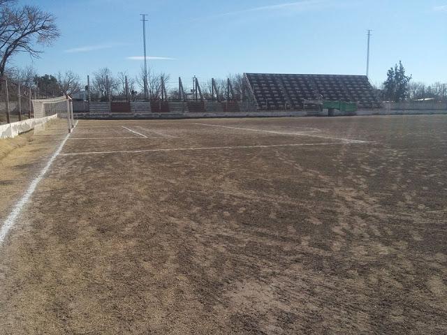 Sportivo El Porvenir SR tribunas