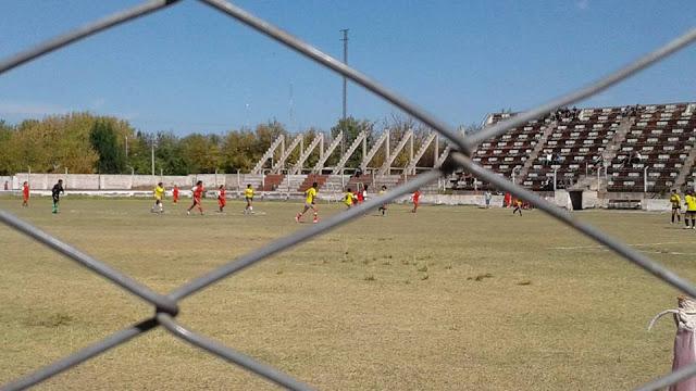 cancha de Sportivo El Porvenir de San Rafael5