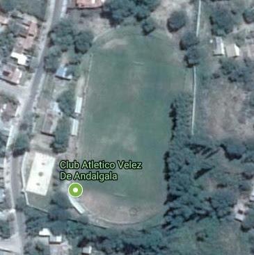 cancha de Velez de Andalgalá google map