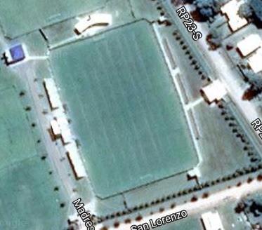 cancha de Belgrano de Arequito google map