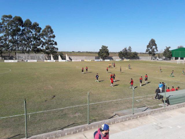 estadio Angel Pascual Sáez tucuman