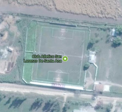 san lorenzo santa ana google map