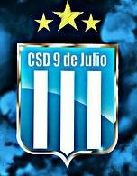 escudo 9 de Julio de Clorinda