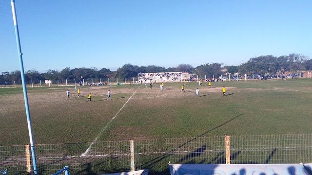 Estadio Sinforiano Cabral Clorinda