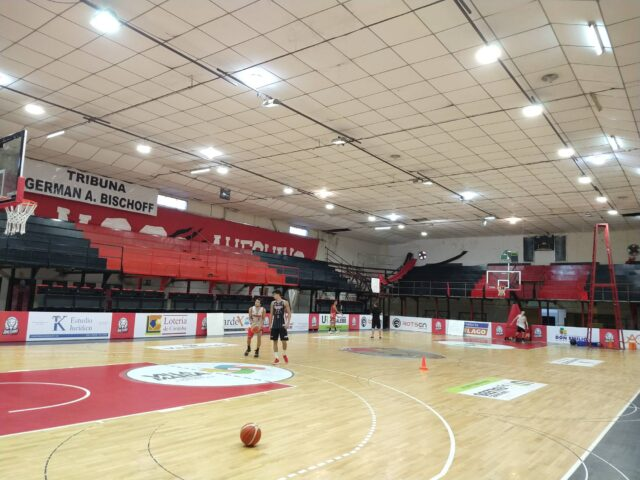 estadio La Leonera Ameghino Villa María