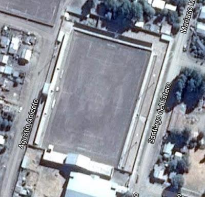 Estadio Municipal de Junín de los Andes google map