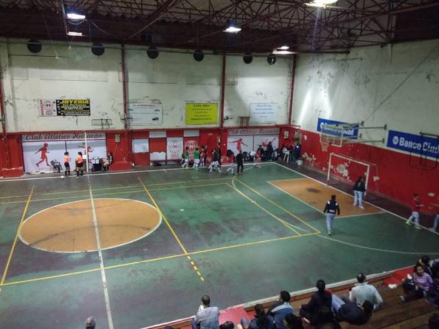 Polideportivo Huracán4