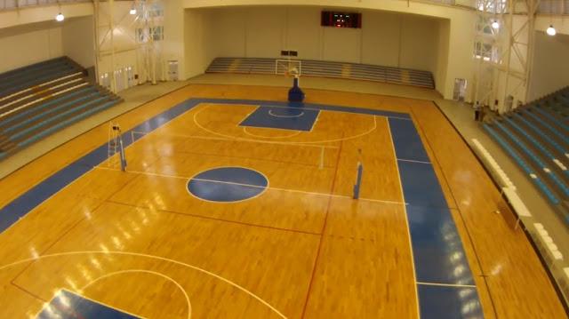 Estadio Polideportivo de Laguna Blanca - Formosa5