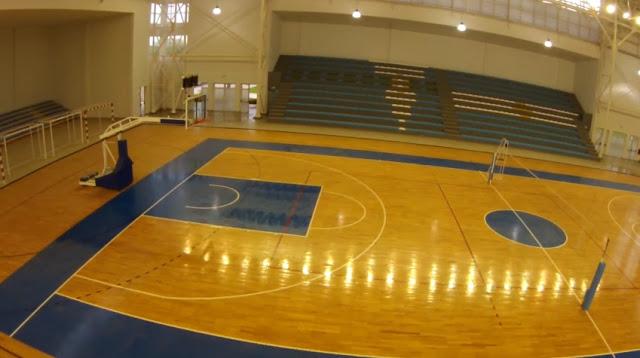 Estadio Polideportivo de Laguna Blanca - Formosa4