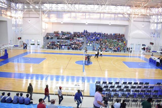 Estadio Polideportivo de Laguna Blanca - Formosa1