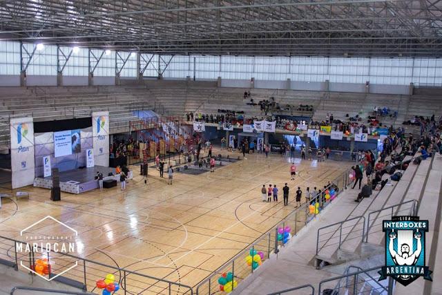 Estadio cubierto de Pilar