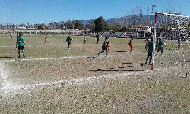 cancha de Deportivo La Estrella de Jachal5